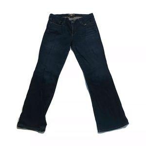 Lucky Brand Women's Jeans Size 10 Bootcut Dark